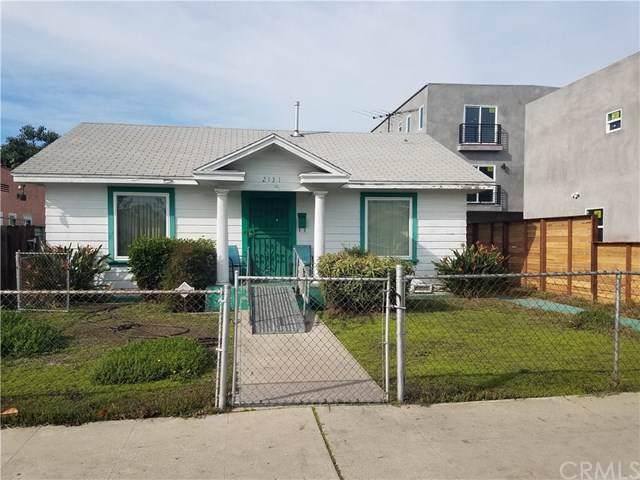 2131 S Rimpau Avenue, Los Angeles (City), CA 90016 (#IN19279782) :: Z Team OC Real Estate