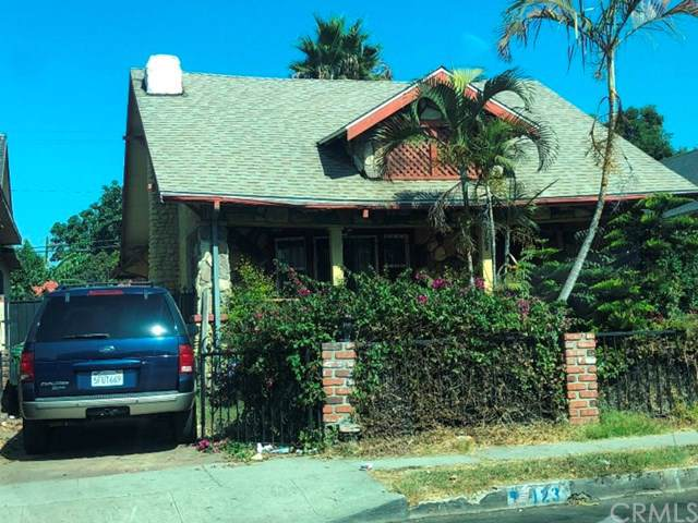 123 W 50th Street, Los Angeles (City), CA 90037 (#SW19279398) :: The Marelly Group | Compass