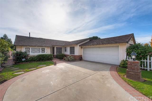 14312 Cohasset Street, Van Nuys, CA 91405 (#SR19279808) :: EXIT Alliance Realty