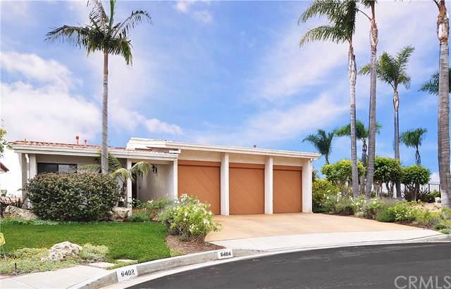 6404 Vista Pacifica, Rancho Palos Verdes, CA 90275 (#PV19279524) :: J1 Realty Group