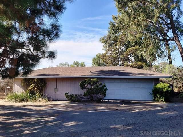 10049 Grandview Dr, La Mesa, CA 91941 (#190064772) :: J1 Realty Group