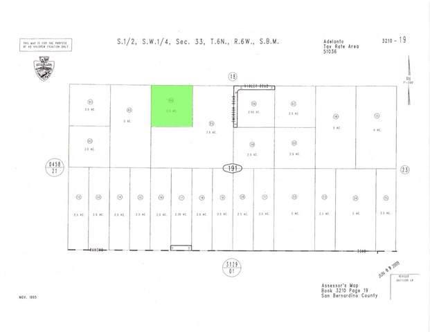 0 Violet Road, El Mirage, CA 92301 (#520307) :: The Brad Korb Real Estate Group