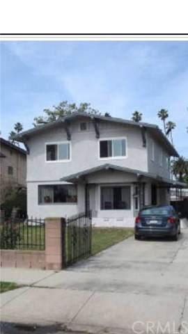 4827 S Wilton Place, Los Angeles (City), CA 90062 (#IG19279899) :: Z Team OC Real Estate