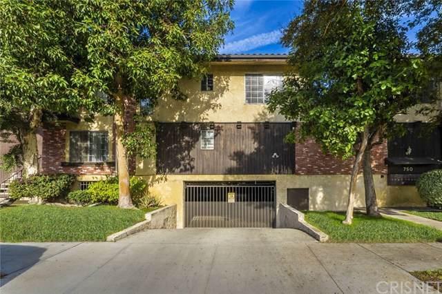 750 N Whitnall #4, Burbank, CA 91505 (#SR19279671) :: eXp Realty of California Inc.