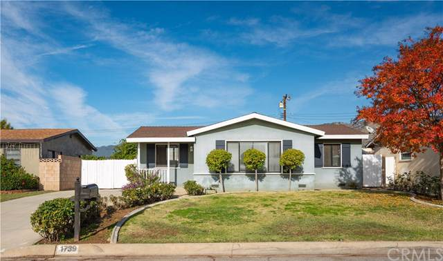 1739 Gold Dust Street, Glendora, CA 91740 (#CV19279647) :: Allison James Estates and Homes