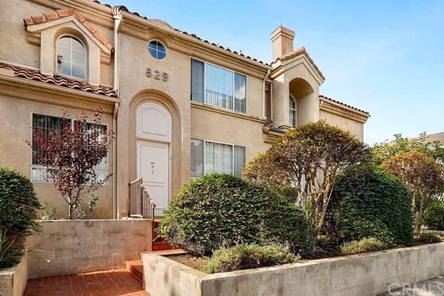 829 S Stoneman Avenue G, Alhambra, CA 91801 (#PF19273665) :: Sperry Residential Group