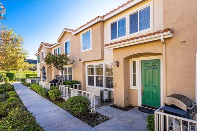 18038 Flynn Drive #5306, Canyon Country, CA 91387 (#SR19280079) :: Coldwell Banker Millennium