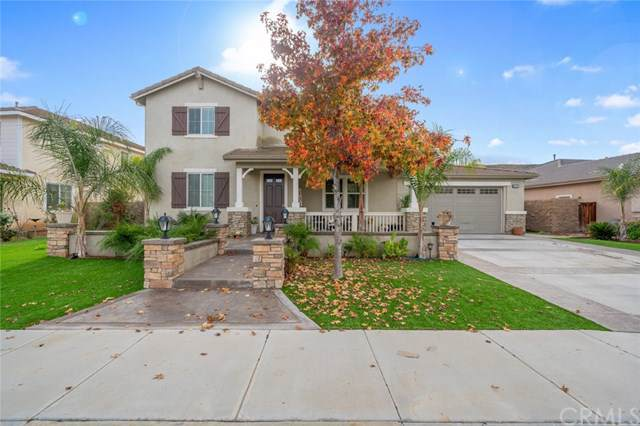 27757 Lake Ridge Drive, Menifee, CA 92585 (#CV19270622) :: Allison James Estates and Homes