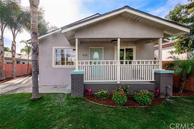 924 W 131st Street, Compton, CA 90222 (#DW19279793) :: RE/MAX Empire Properties