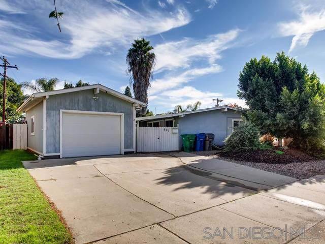 501 Lindsay St., El Cajon, CA 92020 (#190064794) :: Sperry Residential Group