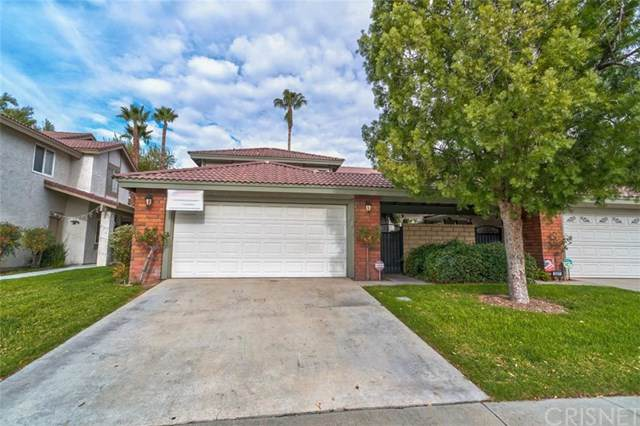 15813 Ada Street, Canyon Country, CA 91387 (#SR19279507) :: The Miller Group