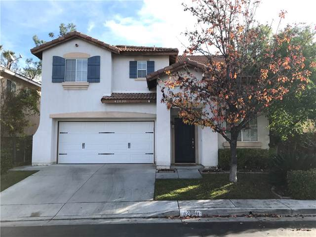 42090 Chestnut Drive, Temecula, CA 92591 (#AR19279216) :: The Miller Group