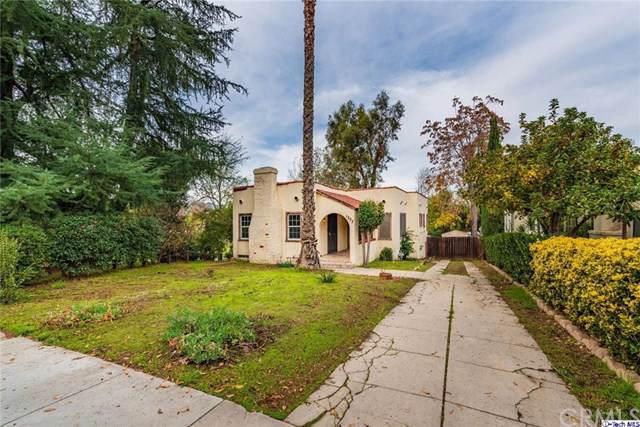 1257 Oakridge Drive, Glendale, CA 91205 (#319004847) :: Crudo & Associates