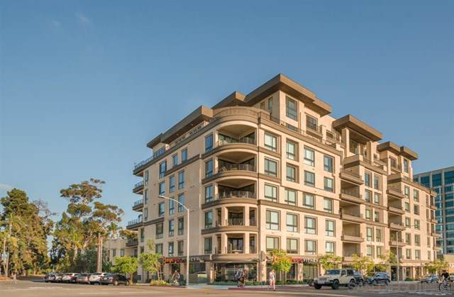 2665 5th Ave #405, San Diego, CA 92103 (#190064903) :: Sperry Residential Group