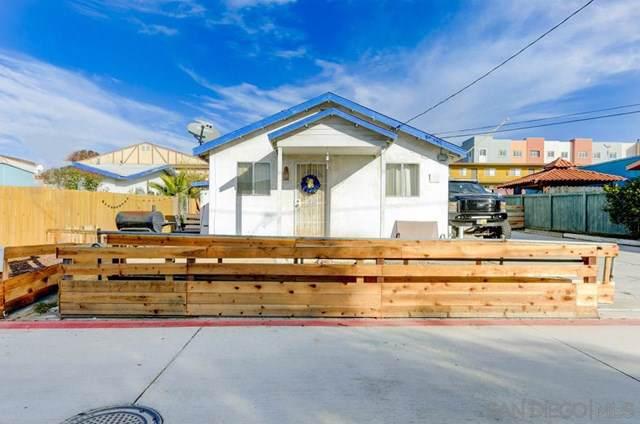 149 Sellsway, San Ysidro, CA 92173 (#190064873) :: Veléz & Associates