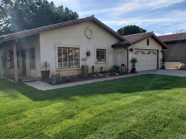 987 Avenida Campana, Fallbrook, CA 92028 (#190064847) :: Brenson Realty, Inc.