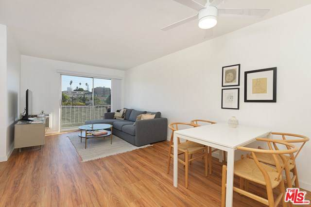 210 S La Fayette Park Place #305, Los Angeles (City), CA 90057 (#19535164) :: Sperry Residential Group