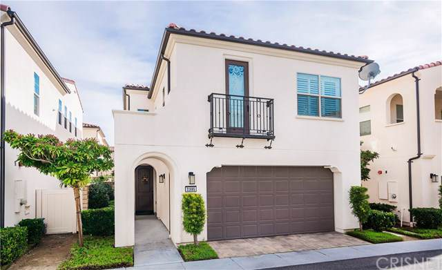 21895 Moveo Drive, Saugus, CA 91350 (#SR19280019) :: Sperry Residential Group