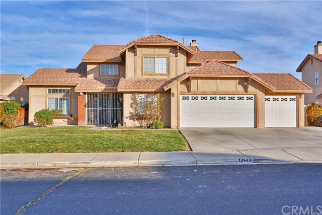 13143 Eclipse Avenue, Victorville, CA 92392 (#CV19280651) :: Allison James Estates and Homes