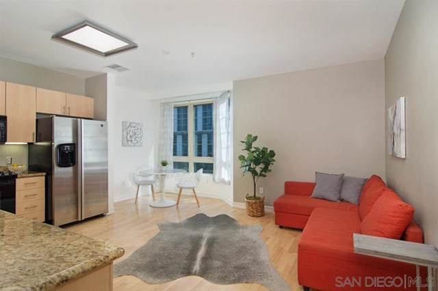 1480 Broadway #2420, San Diego, CA 92101 (#190064950) :: Sperry Residential Group