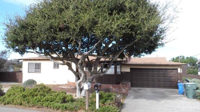620 Mar Vista Drive, Los Osos, CA 93402 (#SC19279275) :: Team Tami