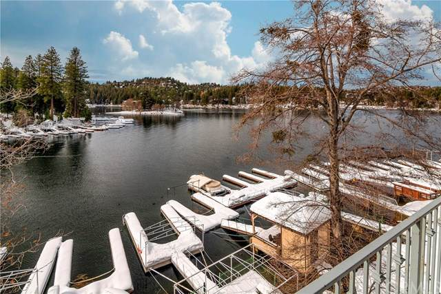 368 Lake Resort Road, Lake Arrowhead, CA 92352 (#EV19280603) :: Allison James Estates and Homes