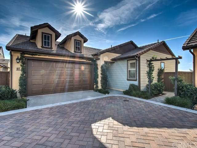 97 Garcilla Drive, Rancho Mission Viejo, CA 92694 (#OC19279439) :: Berkshire Hathaway Home Services California Properties