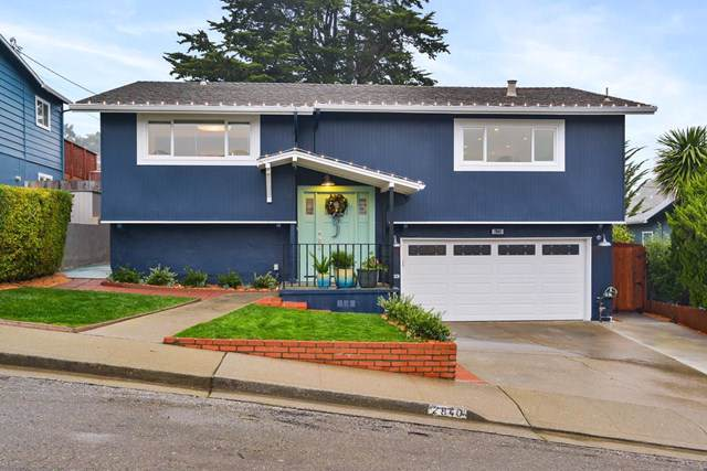 2840 Maywood Drive, San Bruno, CA 94066 (#ML81777300) :: Sperry Residential Group