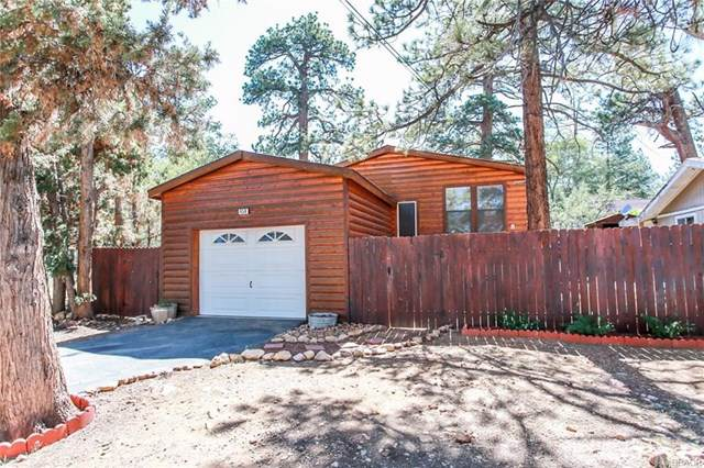 458 Maple Ln, Big Bear, CA 92386 (#EV19280815) :: J1 Realty Group