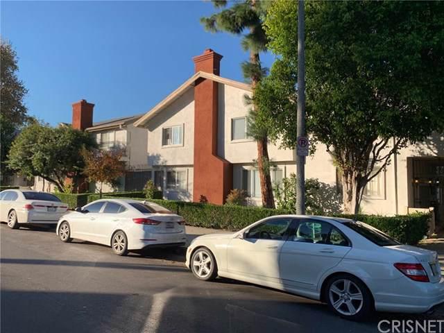 18611 Collins Street E32, Tarzana, CA 91356 (#SR19280749) :: Sperry Residential Group