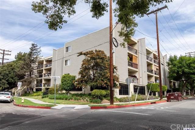 1236 N Columbus Avenue #13, Glendale, CA 91202 (#319004909) :: Sperry Residential Group