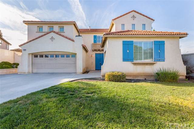 15559 Gala Court, Moreno Valley, CA 92555 (#IV19280581) :: Allison James Estates and Homes