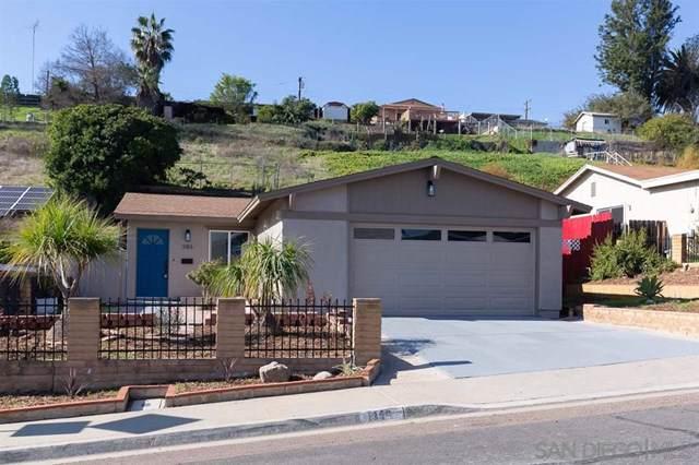 386 Braun Ave, San Diego, CA 92114 (#190065012) :: J1 Realty Group