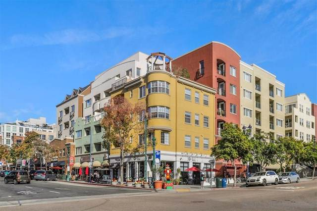 1601 India St #210, San Diego, CA 92101 (#190065013) :: Sperry Residential Group