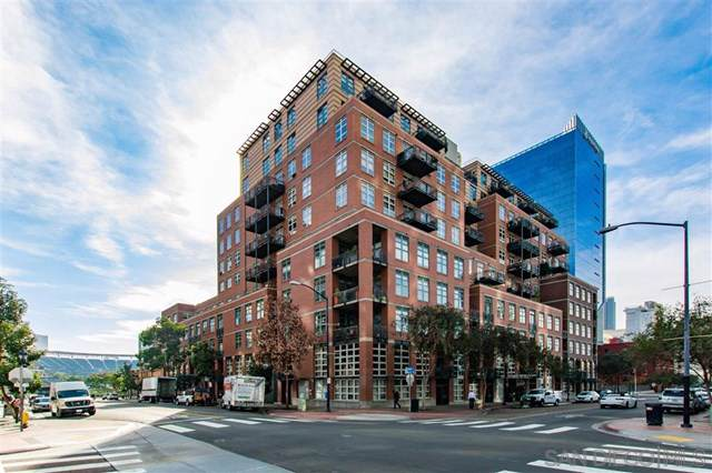 877 Island Ave #417, San Diego, CA 92101 (#190065025) :: Sperry Residential Group
