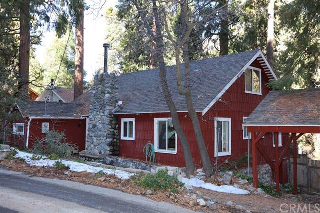 9364 Cedar Drive, Forest Falls, CA 92339 (#EV19280741) :: eXp Realty of California Inc.