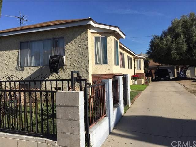 732 S Sadler Avenue, East Los Angeles, CA 90022 (#MB19281000) :: Team Tami