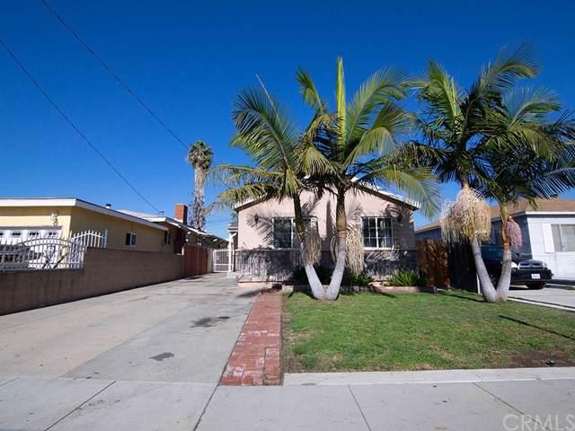 4525 W 137th Street, Hawthorne, CA 90250 (#CV19276214) :: Frank Kenny Real Estate Team, Inc.