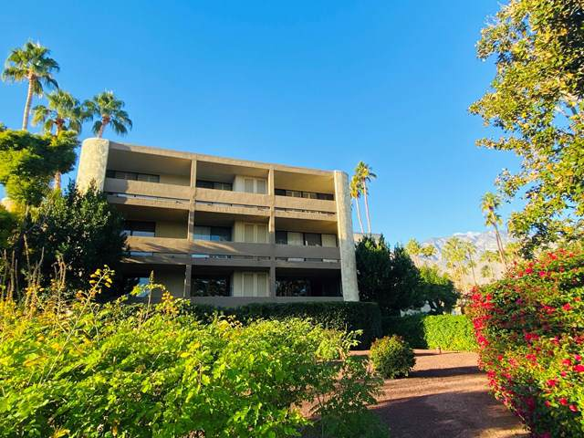 2454 Palm Canyon Drive 1B, Palm Springs, CA 92264 (#219035415DA) :: Sperry Residential Group