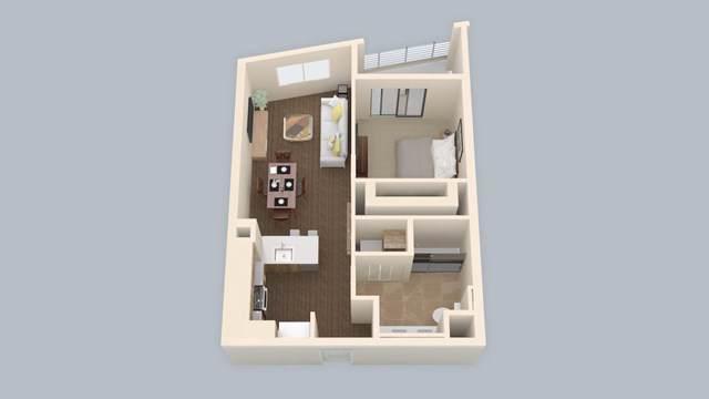 1853 Almaden Road #214, San Jose, CA 95125 (#ML81777361) :: Sperry Residential Group