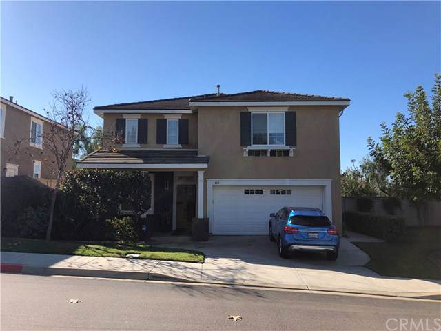 813 Sierra Verde Drive, Vista, CA 92084 (#SB19281175) :: Sperry Residential Group