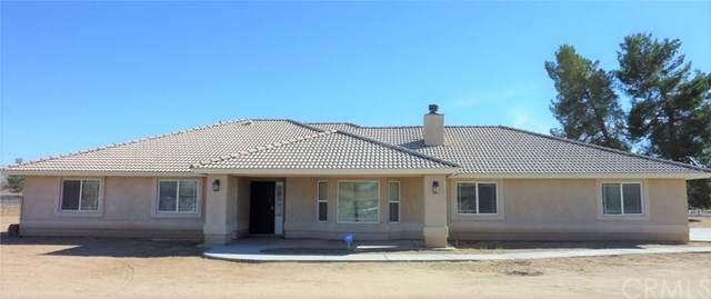 21130 Pine Ridge Avenue, Apple Valley, CA 92307 (#EV19281176) :: Allison James Estates and Homes
