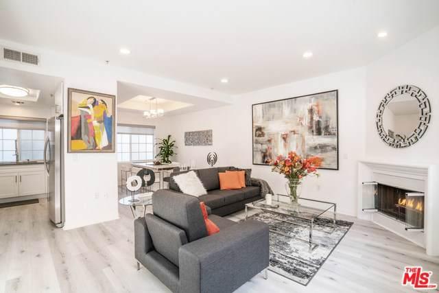6064 Hazelhurst Place #6, North Hollywood, CA 91606 (#19536576) :: Crudo & Associates