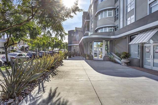 3740 Park Blvd #218, San Diego, CA 92103 (#190065129) :: Sperry Residential Group