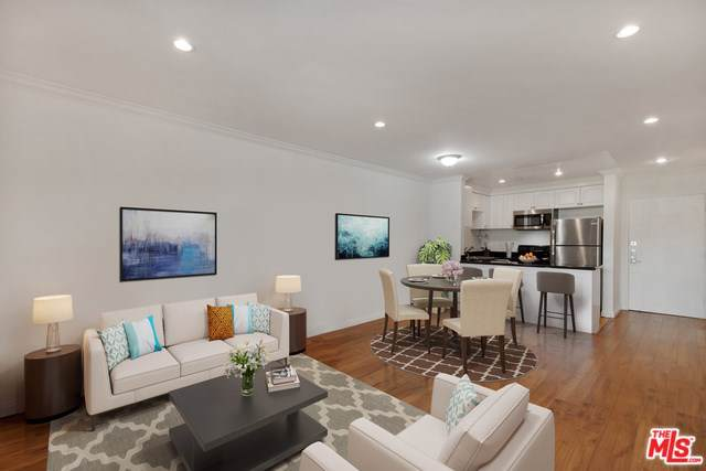 625 N Flores Street #207, West Hollywood, CA 90048 (#19536490) :: Sperry Residential Group