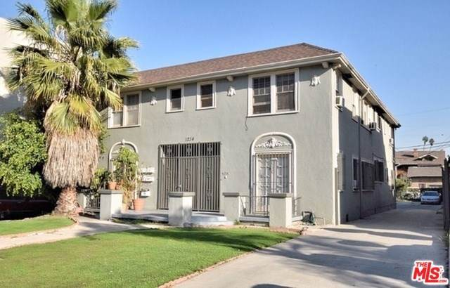1234 S Bronson Avenue, Los Angeles (City), CA 90019 (#19536562) :: Frank Kenny Real Estate Team, Inc.