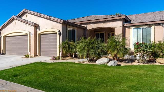 81272 Avenida Romero, Indio, CA 92201 (#219035432PS) :: Compass California Inc.