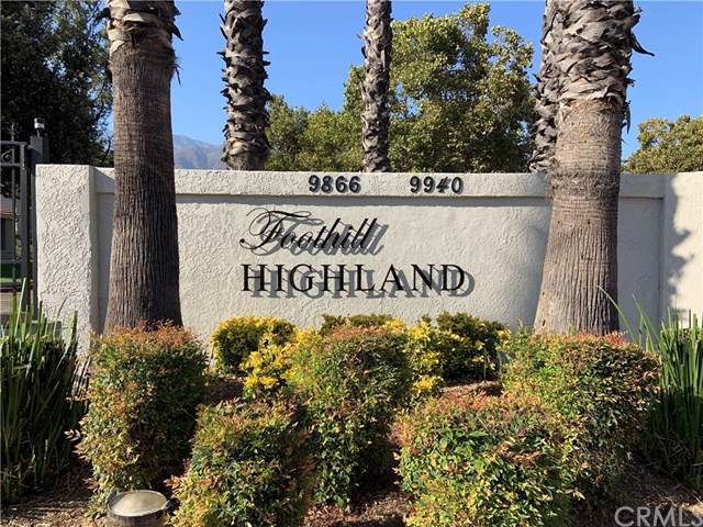 9890 Highland Avenue D, Rancho Cucamonga, CA 91737 (#TR19281329) :: That Brooke Chik Real Estate