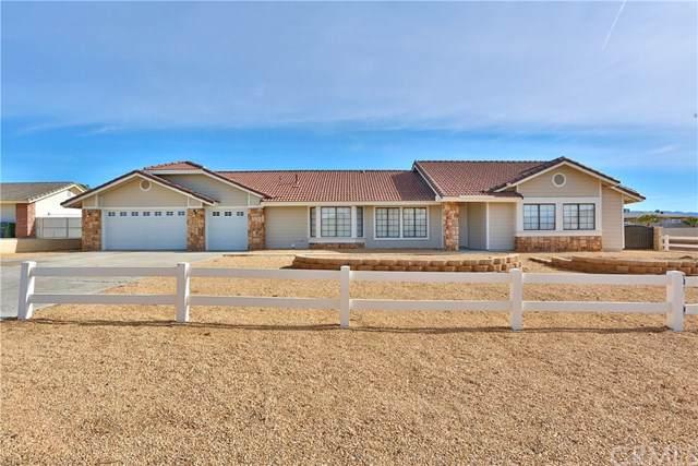 13309 Cuyamaca Road, Apple Valley, CA 92308 (#CV19280657) :: Allison James Estates and Homes