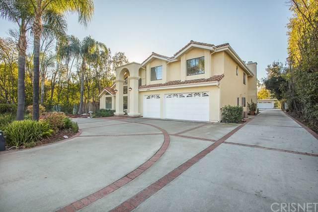 23314 Hatteras Street, Woodland Hills, CA 91367 (#SR19281316) :: Sperry Residential Group